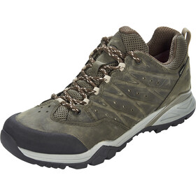 The North Face Hedgehog Hike II GTX Kengät Miehet, tarmac green/burnt olive green
